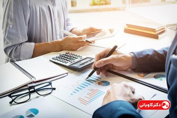 رشته های مدیریت مالی