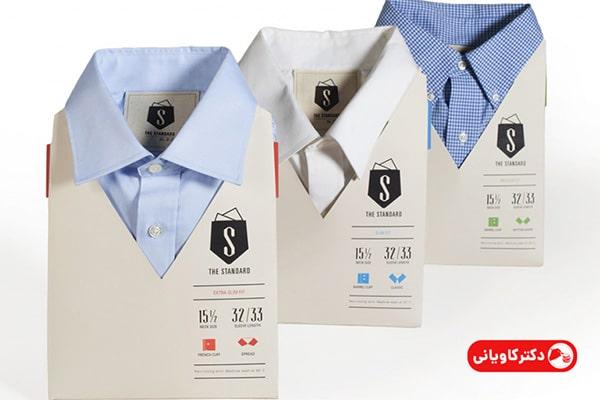 بسته بندی محصول برای کسب و کار پوشاک