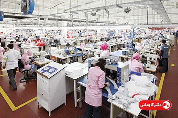 صفر تا صد تولیدی لباس